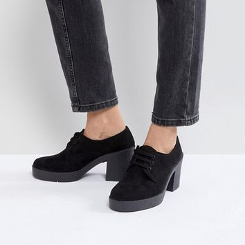 ASOS TRIDENT Lace Up Shoes at asos.com