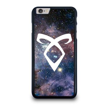 SHADOWHUNTERS ANGELIC RUNE NEBULA iPhone 6 / 6S Plus Case Cover