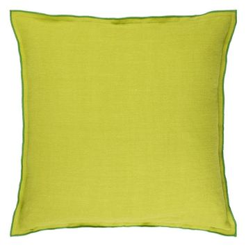 Designers Guild Milazzo Lime Decorative Pillow