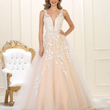 Prom Long Dress Ball Gown Formal Couture