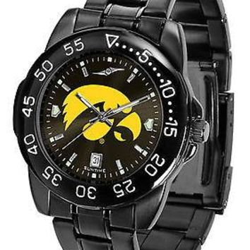 Iowa Hawkeyes Mens Watch Fantom Gunmetal Anochrome