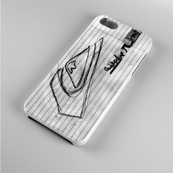 quiksilver drawing Iphone 5s Case