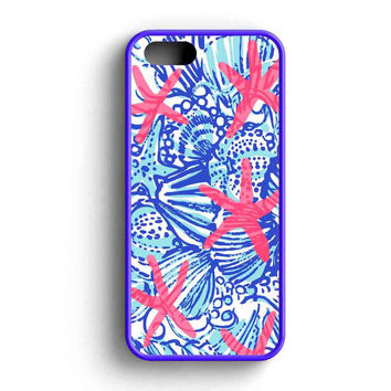 Lilly Pulitzer Juice Stand  iPhone 5 Case iPhone 5s Case iPhone 5c Case
