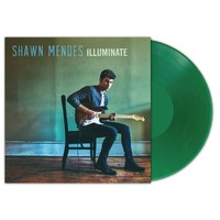 Illuminate Green Vinyl LP (Exclusive Color) - Illuminate