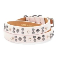 Rebecca Minkoff Wrap Leather Bracelet | Nordstrom
