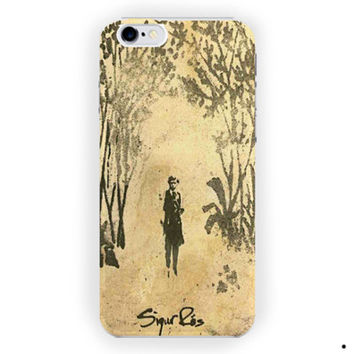 Sigur Ros Beauty Art Cover Design For iPhone 6 / 6 Plus Case