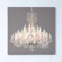 Grand Chandelier grey - Duffy London