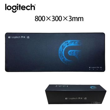 Logitech Large Gaming Mouse Pad Computer Games for League Of Legends Dota Gamer Mause Pad  for Logitech g502 g402 Mousepad