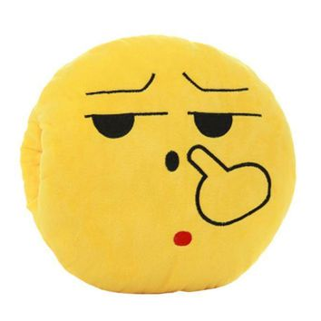 Emoji Expression Of Hands Warmer Cushion Intervene Pillow  Pillow Toy Gift