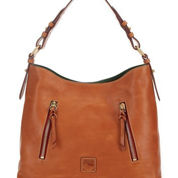 Dooney & Bourke Florentine Collection Cooper Hobo Bag | Dillard's