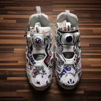 reebok pump fury f18