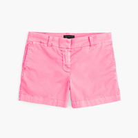 "4"" stretch chino short"