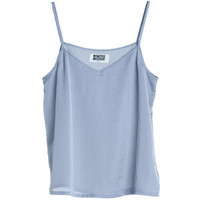 MTWTFSS WEEKDAY Dusk Singlet Purple