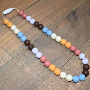 Ceres Mini Teething  Necklace