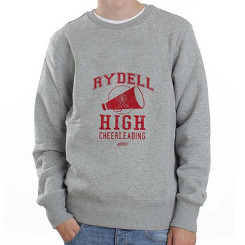 rydell high sweater Sweatshirt Crewneck Men or Women Unisex Size