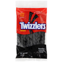 Bulk Twizzlers Licorice Flavored Twists, 5-oz. Packs at DollarTree.com