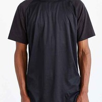 MHI By Maharishi Cool Mesh Tee- Black