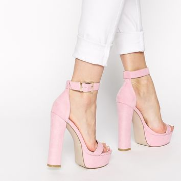 ASOS HIMALAYAS Heeled Sandals