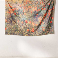 Catherine MacDonald For Deny California Poppies Tapestry | Urban Outfitters