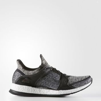 adidas Pure Boost X Training Reigning Champ Shoes - Black | adidas US