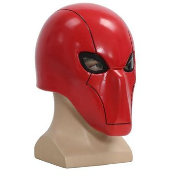 DCCKIX3 Under the Red Hood Cosplay Mask Helmet  (Size: One Size, Color: Red) = 1927902340