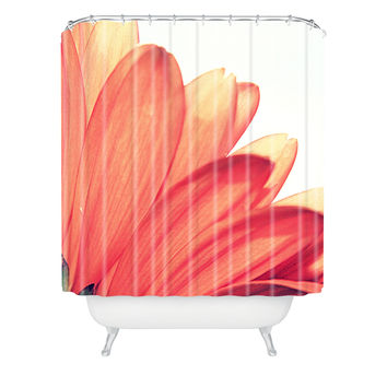 Shannon Clark Petal 1 Shower Curtain