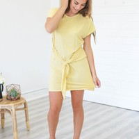 ON THE SUNNY SIDE DRESS