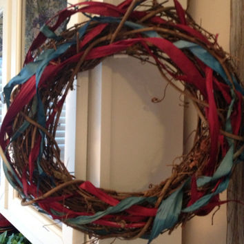 4th of July unique wreath