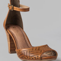 DOWNTOWN CUTOUT HEEL