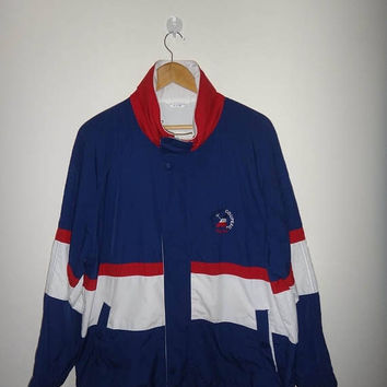 Vintage Valentino Coupeau Paris Jacket Color Block Multi Color