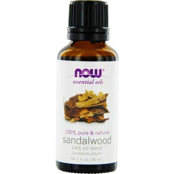 Essential Oils Now Sandalwood Oil Blend 1 Oz By Now Essential Oils