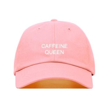 Caffeine Queen Dad Hat