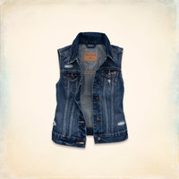 Southside Denim Vest