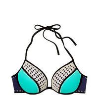 The Surf Crochet Hottie Halter - Victoria's Secret