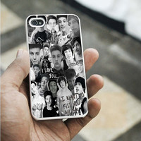 Cameron Dallas collage iPhone 5C case,iPhone 5S case,iphone 5 case,iphone 4 case,iphone 4S  case,Samsung s3 case,samsung s4 case
