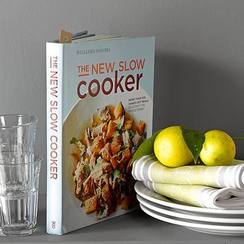 Williams-Sonoma The New Slow Cooker Cookbook, New Edition