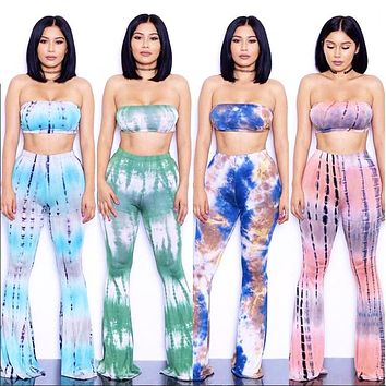 Womens Two Piece Bodycon Jumpsuits