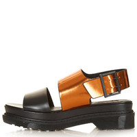 FASHION Chunky Sandals - Multi