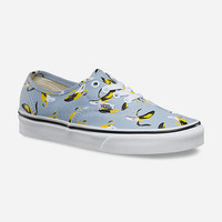 VANS Bananas Authentic Womens Shoes | Sneakers
