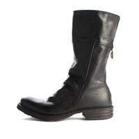 Fiorentini + Baker ELLA - Black Leather