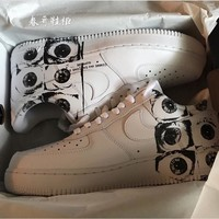 SUPREME X CDG x NIKE AIR FORCE 1 AF1 Sports shoes H-CSXY