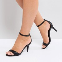 Steve Madden Barely There Sandals at asos.com