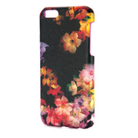 Cascading floral iPhone 6 case - Black | Gifts for Her | Ted Baker