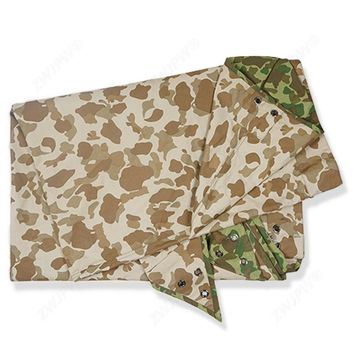 WW2 US Army Pacific camouflage USMC tent Duck hunter camo Duckhunter