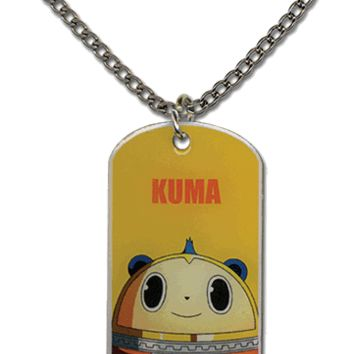 Kuma - Necklace - Persona 4