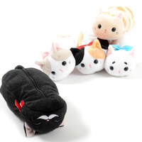 Tsuchineko Buchi Colle Pen Pouches