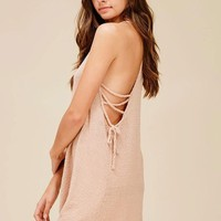 Comfy Lace Up Sides Tank Top
