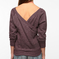 SOLOW Dancer Warm-Up Pullover