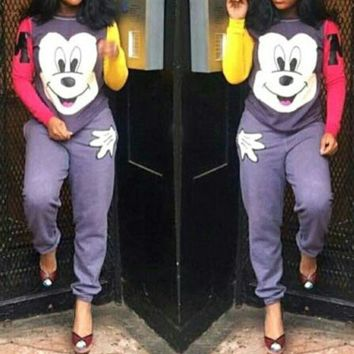DCCKI2G MICKEY MOUSE LOVELY CASUAL TWO-PIECE