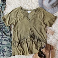 Gotta Have Mineral Tee in Army